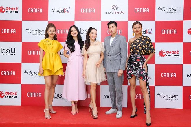 5 giám khảo của Model Kid Vietnam 2019 (1)