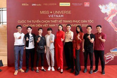 Hoa hau Khanh Van va Top 8 TPDT