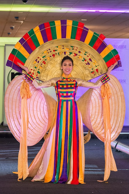 Hon Viet_TPDT tai Miss Universe 2017