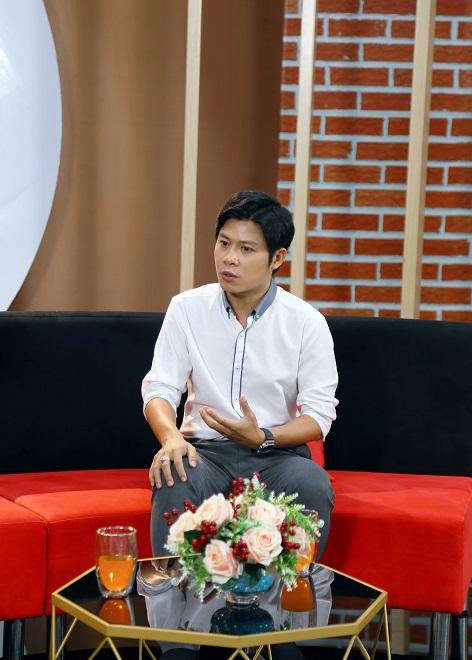 Nhac si Nguyen Van Chung trong Chuyen Cua Sao (3)