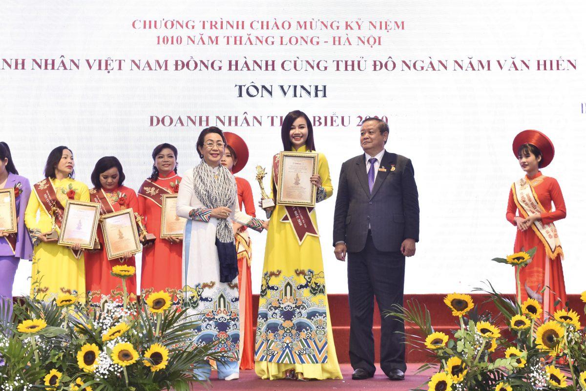Nữ CEO Xuân Thanh