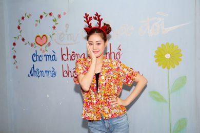 Hoa hau Khanh Van_Giang Sinh OBV3