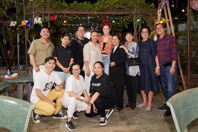 Hoa hau Khanh Van_Giang Sinh OBV75