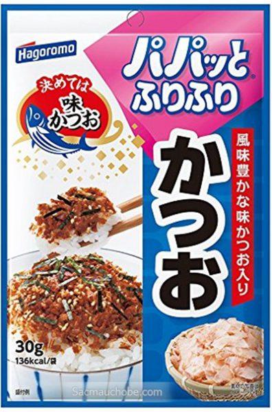 Gia vị rắc cơm Hagoromo mè cá ngừ