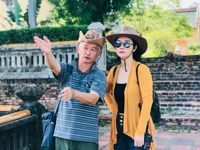 batch_Tác giả kịch bản NSUT Phi Tiến Sơn và đạo diễn Mai Thu Huyền