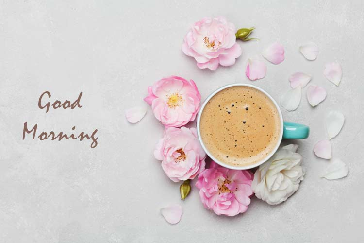 Good-morning-coffee-images-flower