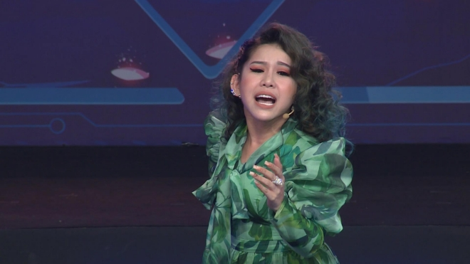 batch_Bình Tinh khoe giọng
